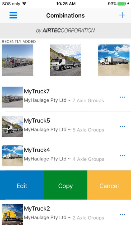TruckGCM screenshot-1