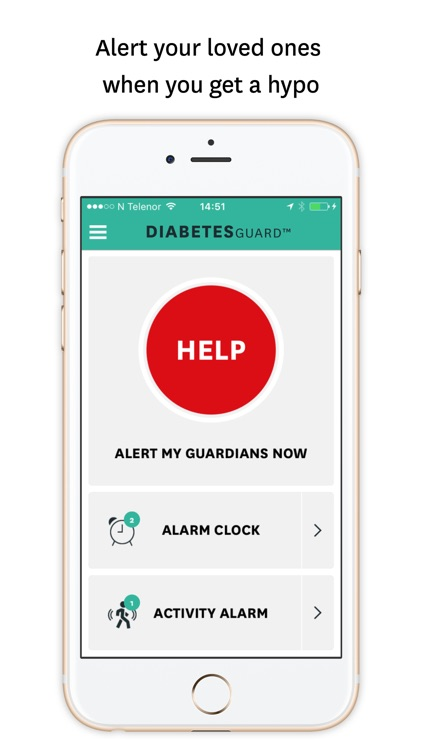 DiabetesGuard screenshot-0