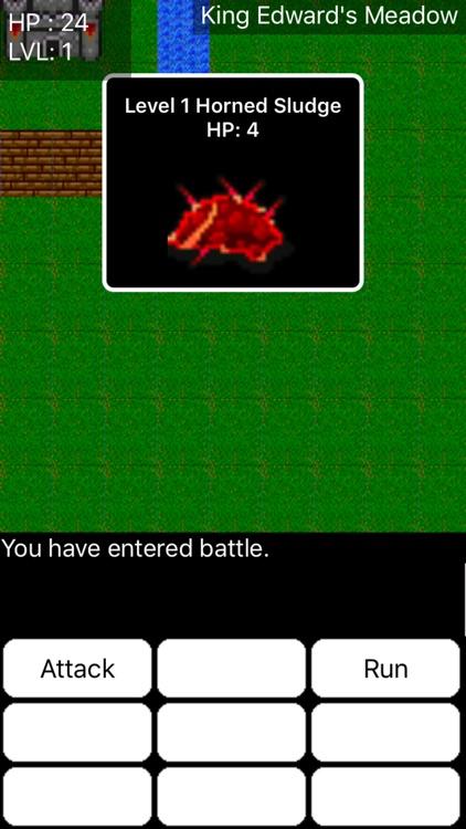 Saga RPG II: Evolution screenshot-4