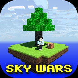 Lucky Skywars - Block Mini Games With Survival