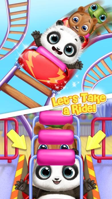 Panda Lu Fun Park screenshot 1