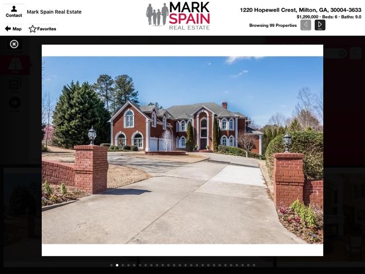Mark Spain Real Estate for iPad screenshot-4