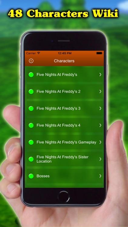Cheat Codes+Walkthrough for FNAF World screenshot-4
