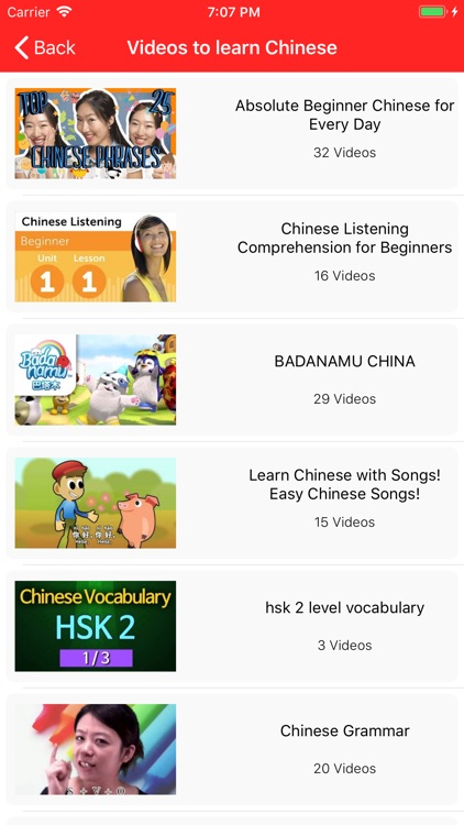 Learn Chinese Easily Words