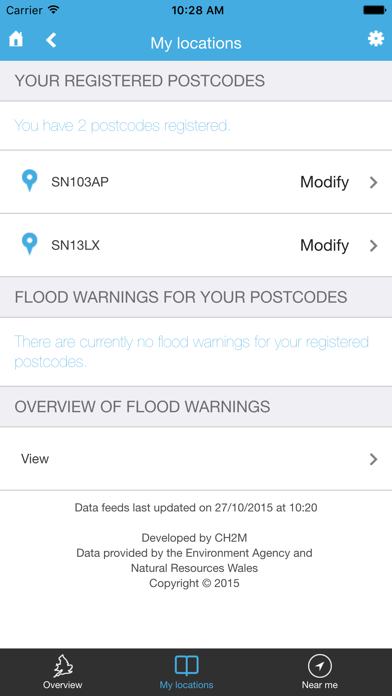 Flood Alert screenshot three