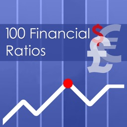 100 Financial Ratios – Business Indicator for iPad