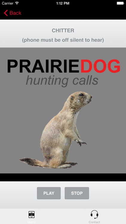 Prairie Dog Calls and Sounds for Hunting screenshot-2