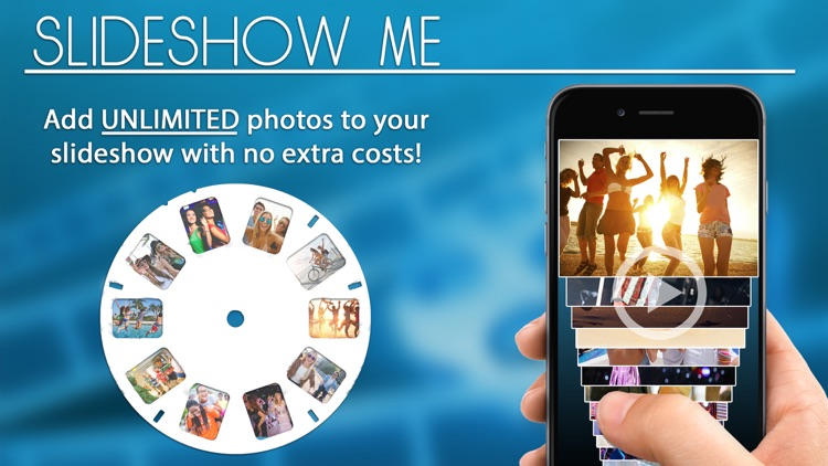 Slideshow Me- Slide Show Maker