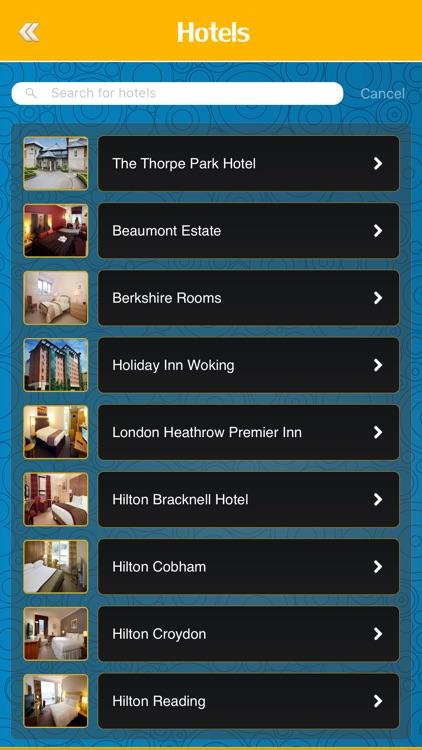 Great App for Thorpe Park screenshot-3