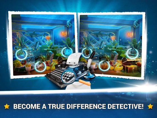 Find the Difference.s Rooms – Picture Hunt Puzzle screenshot