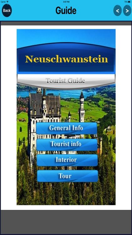 Neuschwanstein Castle Germany screenshot-3