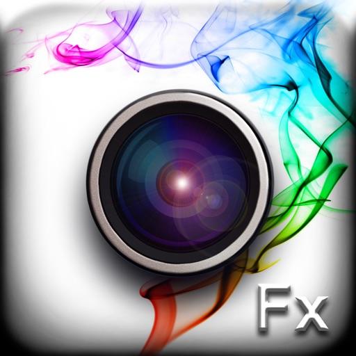 PhotoJus Smoke FX iOS App