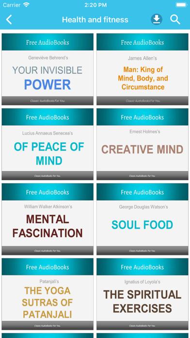 Health and Fitness Audiobooks