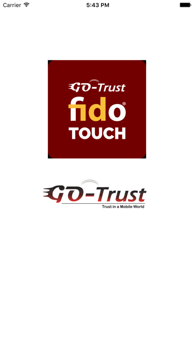 FIDO Touch
