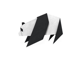 Show your love of wildlife with WWF's animal origami, inspired by the award-winning WWF Together app