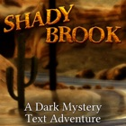 Shady Brook - A Dark Mystery Text Adventure icon