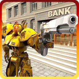 Bank Robbery:Robo Secret Agent