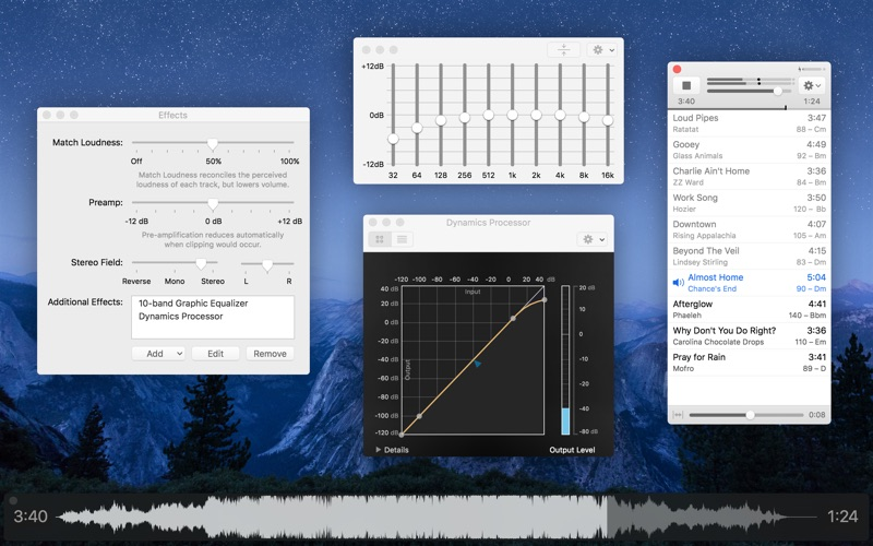 Embrace скриншот программы 2