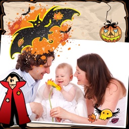 Halloween Photo Frames and Costumes Pro