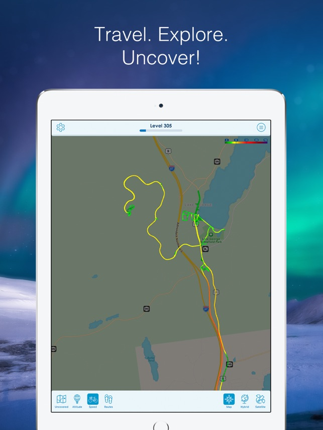 World Uncovered on the App Store