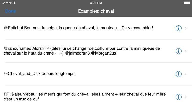 French Translator+ screenshot-3