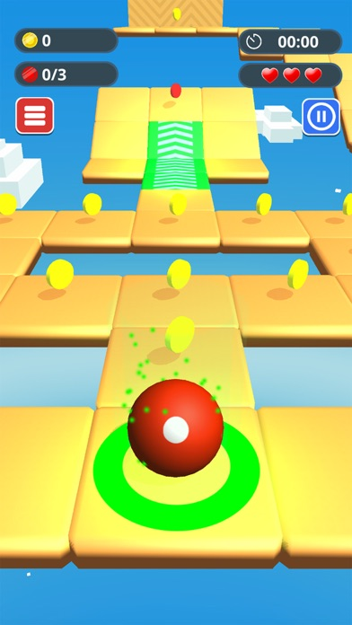 Screenshot 1 Sky Roll!