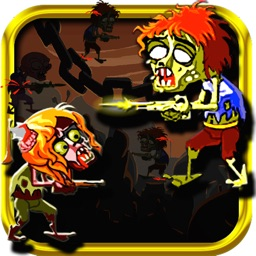 Zombie Blaster: Gunship Assault on a Terror Night !!