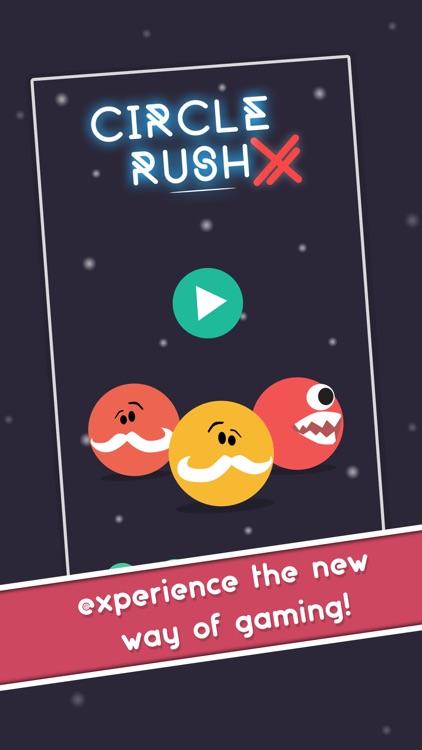 Circle Rush-X