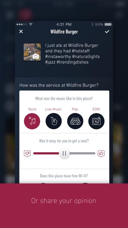 Eat List – smart food reviews screenshot-4