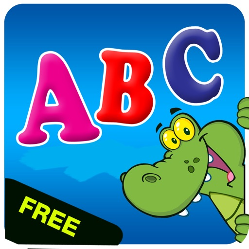 Letters and phonics learning games for kids iOS App