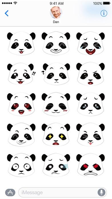 Screenshot #3 for Panda Expressions