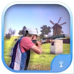 Skeet Pigeon Target Shooting