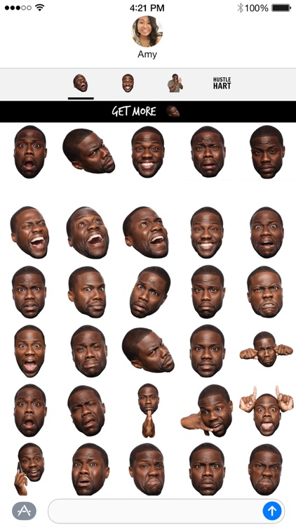 KEVMOJI by Kevin Hart screenshot-3