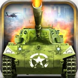 Armor Tank Platoon: Heavy Vehicle Fury Force Attack in American Civil War