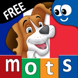 French First Words with Phonics Free: Kids Preschool Spelling & Learning Game