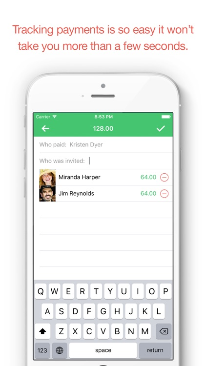 SettleApp – track and settle up your debts easily