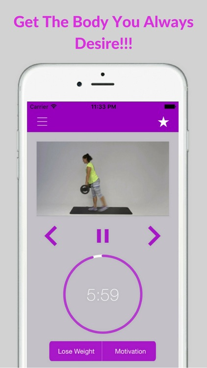 Barbell Exercises Workout and Training Routine screenshot-4