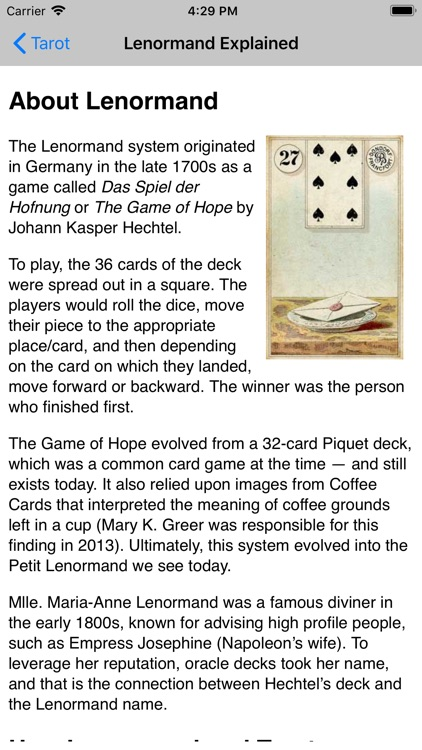 Tarot & Numerology screenshot-6
