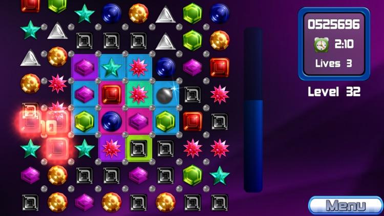 Gem Twyx Mania : Twist blast and jam 3 jewel cubes screenshot-4