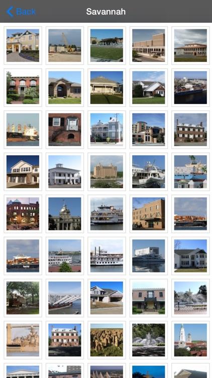 Savannah Offline Map Travel Explorer screenshot-4