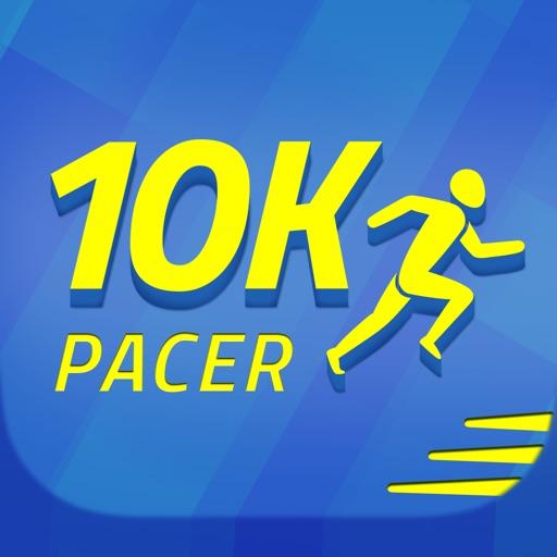 10K Pacer: Run pace training. Run faster