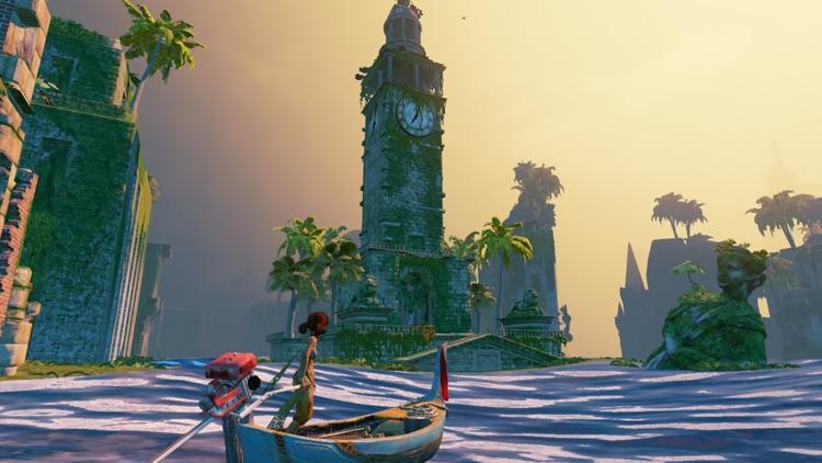 Submerged: Miku and the Sunken City screenshot-0