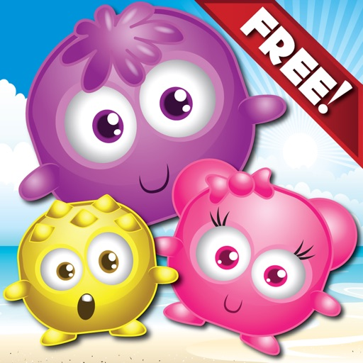 Jelly Drop A Fun Jellies Game