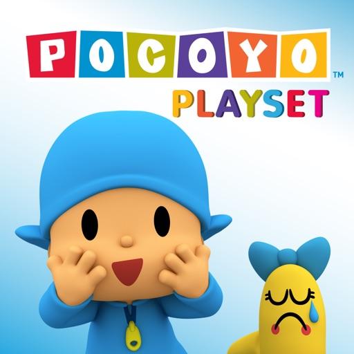 Pocoyo Playset - Feelings