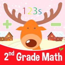 2nd grade math games - kids learn and counting for fun