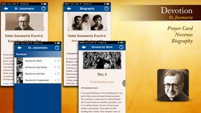 St Josemaria review screenshots