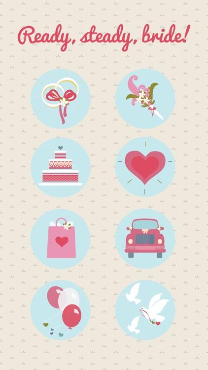 Wedding Day Stickers