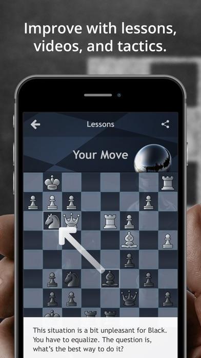 download Chess - Play & Learn indir ücretsiz - windows 8 , 7 veya 10 and Mac Download now