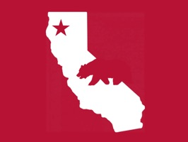California stickers right on your iPhone, iPad or iPod Touch