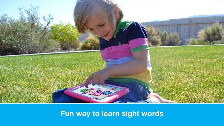 Sight Words Learning Games & Reading Flash Cards screenshot-4